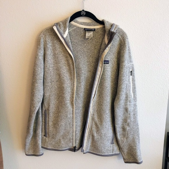 Patagonia Jackets & Blazers - Patagonia Better Sweater Full Zip Hooded Fleece